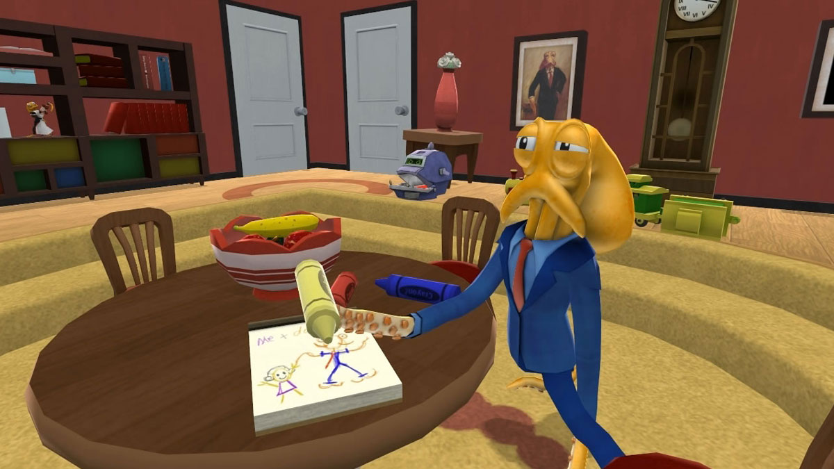 دانلود بازی Octodad Dadliest Catch برای PC |‌ سافت زیپ